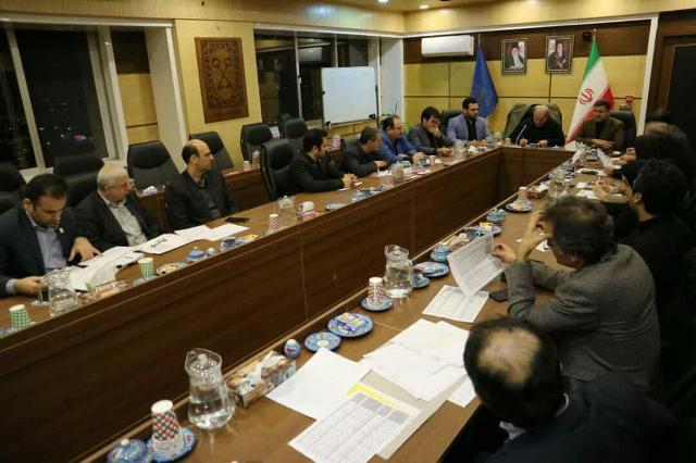 جلسه هم اندیشی درآمدی شهرداری رشت برگزار شد