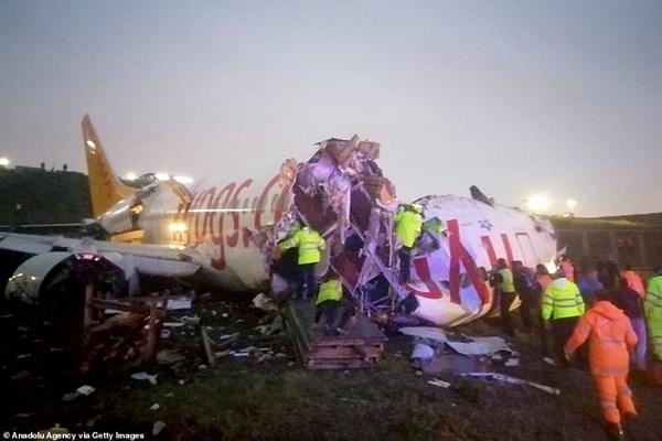 افزایش تلفات حادثه فرودگاه استانبول