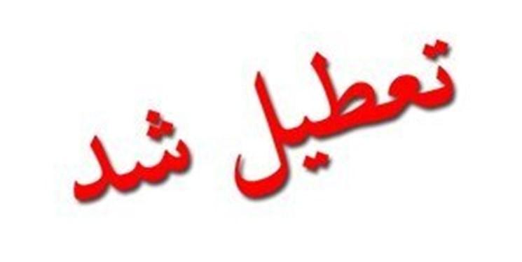 دانشگاههای استان تهران و چند استان دیگر تا آخر هفته تعطیل شد