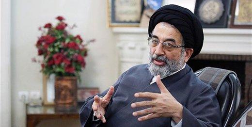 واکنش موسوی لاری به انتشار لیست خاتمی-روحانی