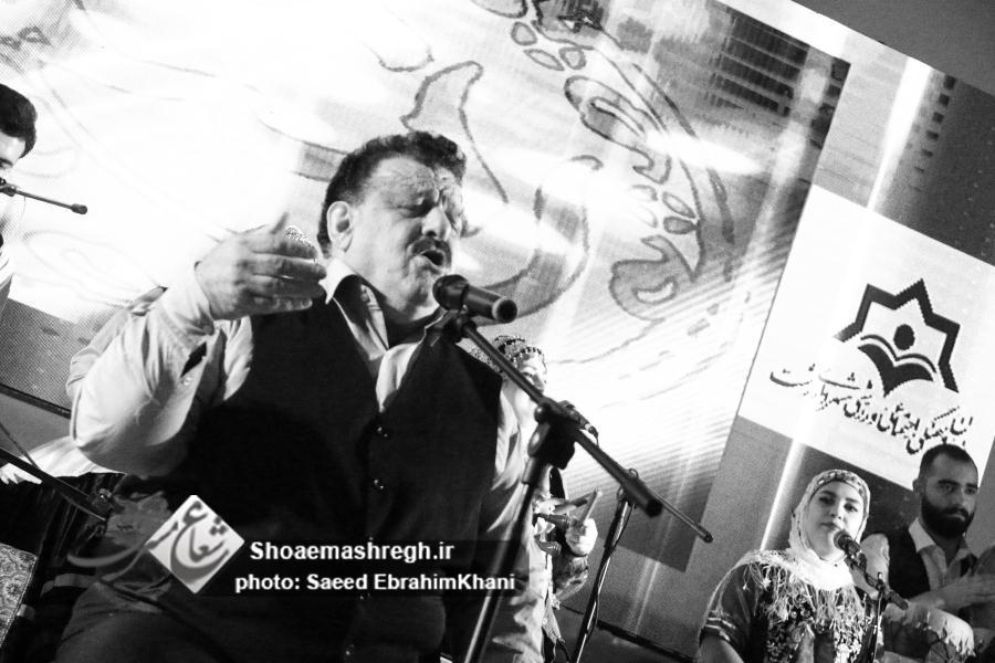 گزارش تصویری کنسرت روز رشت با حضور ۸ خواننده گیلانی