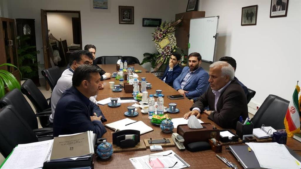 گزارش تصویری نشست شهردار رشت با محمدصادق حسنی نماینده مردم شریف رشت در مجلس شورای اسلامی