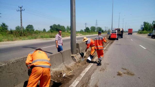 گزارش تصویری حوزه مدیریت خدمات شهری شهرداری از هفته دهم طرح پاکسازی هفتگی محلات شهر رشت