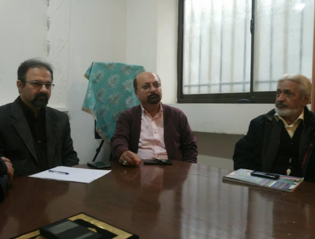 نشست خبری اولین جشنواره تئاتر تک نفره و دونفره بزرگداشت علیرضا پارسی برگزار شد