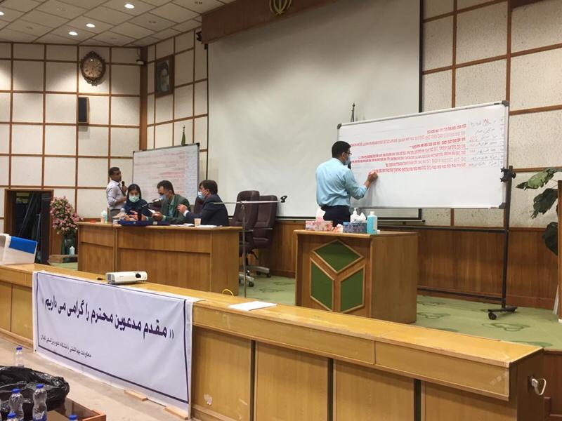 نتایج هشتمین دوره انتخابات نظام پزشکی شهرستان رشت اعلام شد